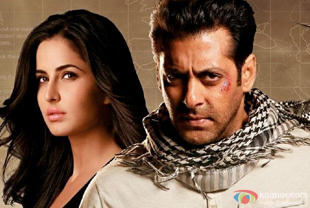 Tiger Zinda Hai - Salman Khan, Katrina Kaif