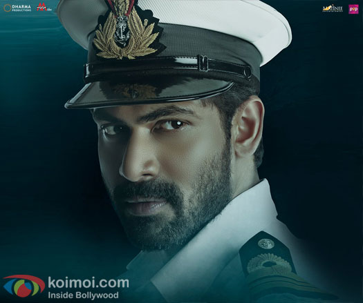 First Look: Rana Daggubati's Navy Officer Look From The Ghazi Attack