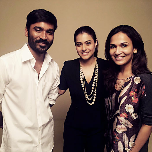 Is Kajol Playing A Villain In Dhanush's VIP 2?