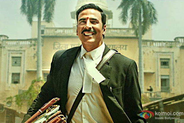 Jolly LLB 2: Akshay Kumar Asks Us To Respect The Law!