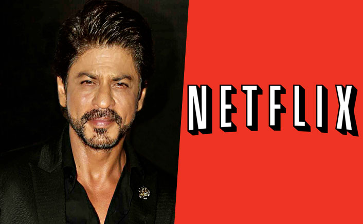 INTERESTING!!! Shah Rukh Khan's Production Collaborates With Netflix