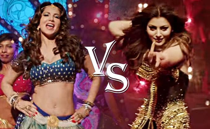 Sunny Leone's Laila Or Urvashi Rautela's Saara Zamana | Pick Your Favorite!