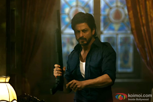 'Raees' a pure work of fiction, say makers