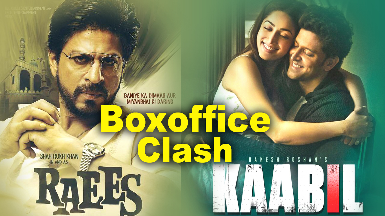 Raees vs Kaabil SRK quote