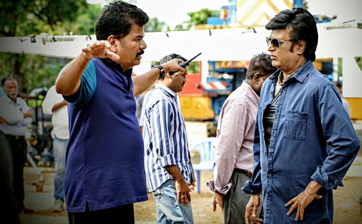 Rajinikanth injured while shooting for '2.o'