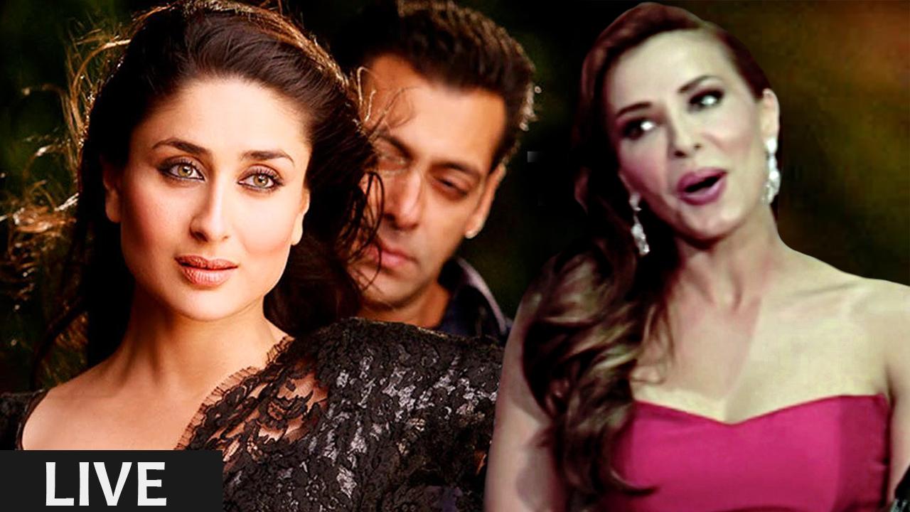 Salman's Alleged Girlfriend Iulia Vantur Sings Teri Meri Kahaani From Bodyguard