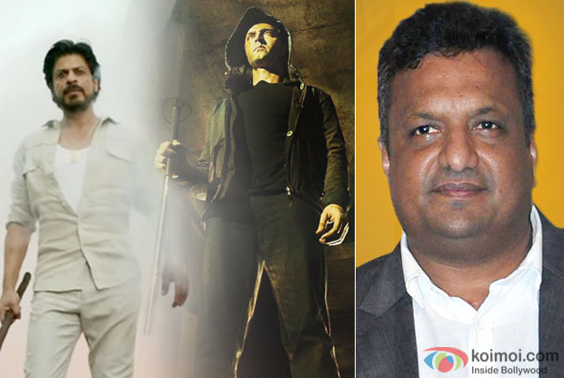 Sanjay Gupta on the Kaabil-Raees clash on Republic Day weekend of 2017