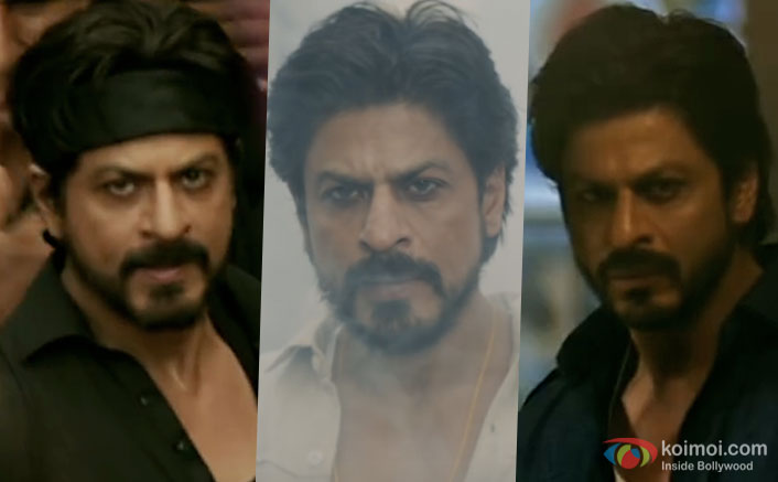 Shah Rukh to sport three looks in 'Raees'