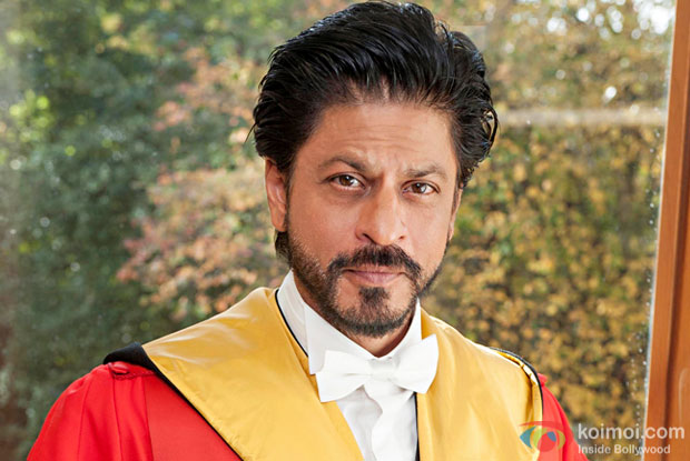 Shahrukh to receive honorary doctorate from Urdu varsity