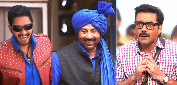 Sony Pictures Networks Productions announces 'Poster Boys' featuring Sunny Deol, Bobby Deol and Shreyas Talpade