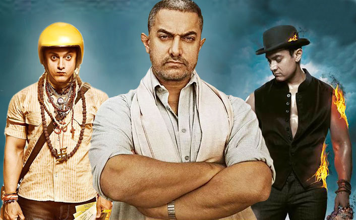 A Look At Aamir Khan's Top 10 Movies' Box Office Collection