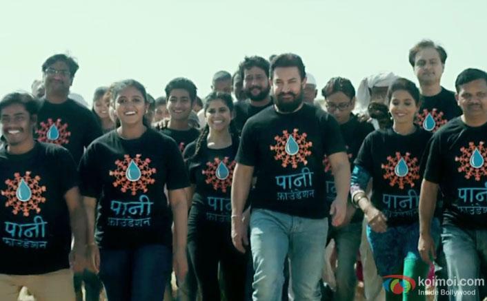 Aamir Khan's Watercup Anthem