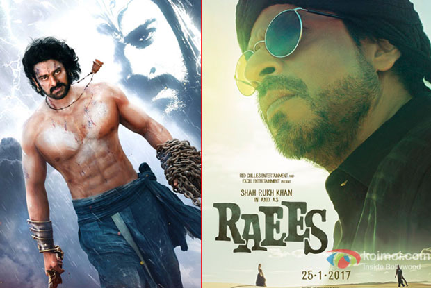 Baahubali 2 Promo Will Be Attached To SRK's Raees