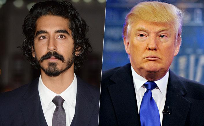 Dev Patel expresses his views on Donald Trumps US Muslim travel ban