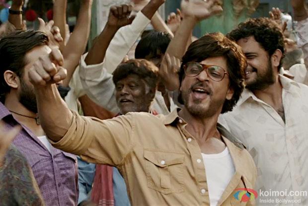 Enjoy Dhingana Track From Raees | SRK As Swagger Liquor Smuggler