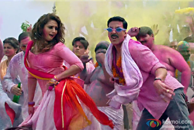 Enjoy The Fun Holi Track Go Pagal From Jolly LL.B 2 | Ft. Akshay And Huma Qureshi