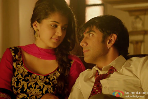 Enjoy The Quirky Song Pyaar Ka Test From RunningShaadi.com | Ft. Taapsee And Amit Sadh