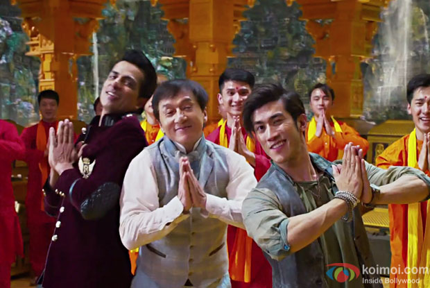 Here's The Official Trailer Of Kung Fu Yoga Featuring Jackie Chan, Sonu Sood, Disha Patani And Amyra Dastur