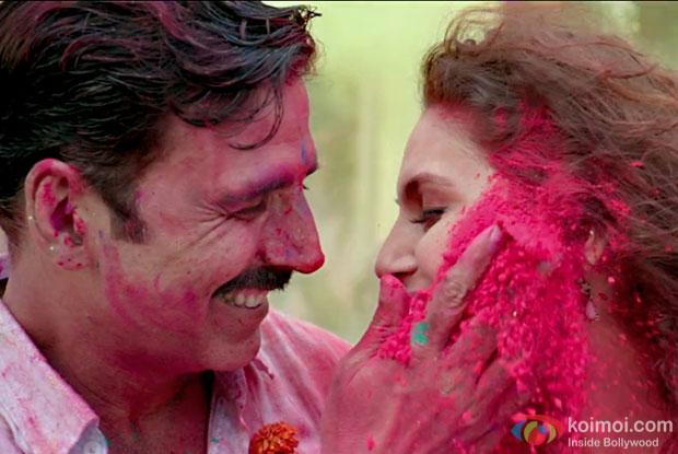 Go Pagal Song Teaser From Jolly LL.B 2 | Akshay And Huma's Crazy Holi Celebration