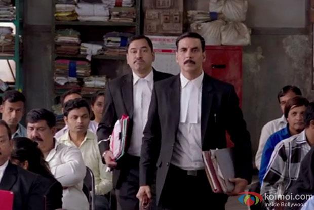 Jolly LLB 2 New Trailer | Akshay Kumar Impresses As A Tough Lawyer