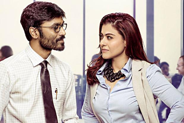 Kajol plays suave businesswoman in 'VIP 2'