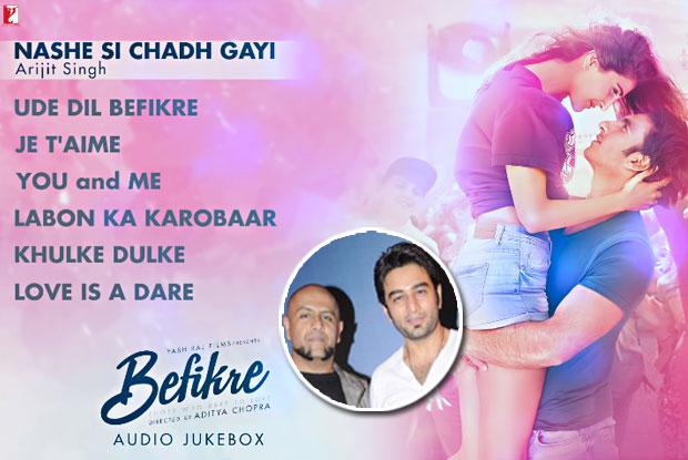 Befikre: Vishal & Shekhar