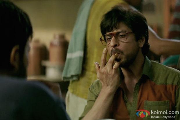 Raees Action-Packed Dialogue Promo | SRK As Liquor Smuggler