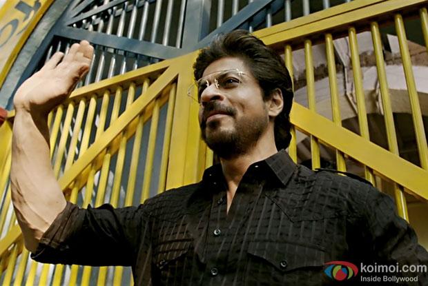 Raees Dialogue Promo | Sheron Ka Zamaana Hota Hai Says Shah Rukh Khan