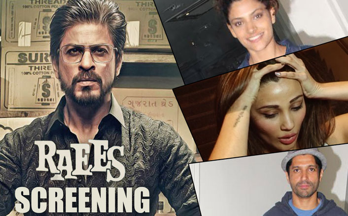 Raees Movie Screening - Check Out Celebs' Reaction After The Film