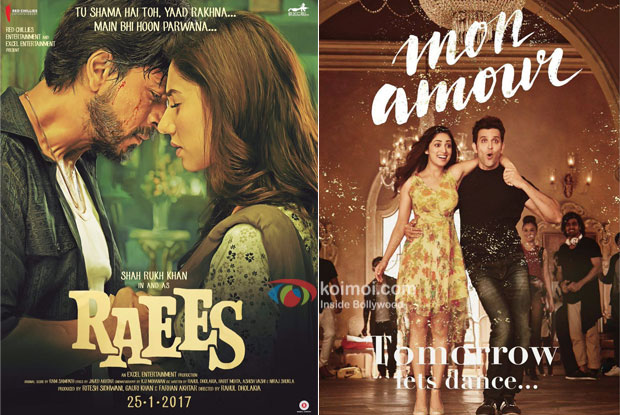 Raees Vs Kaabil: Which Song Are You More Excited For Mon Amour Or Zaalima?