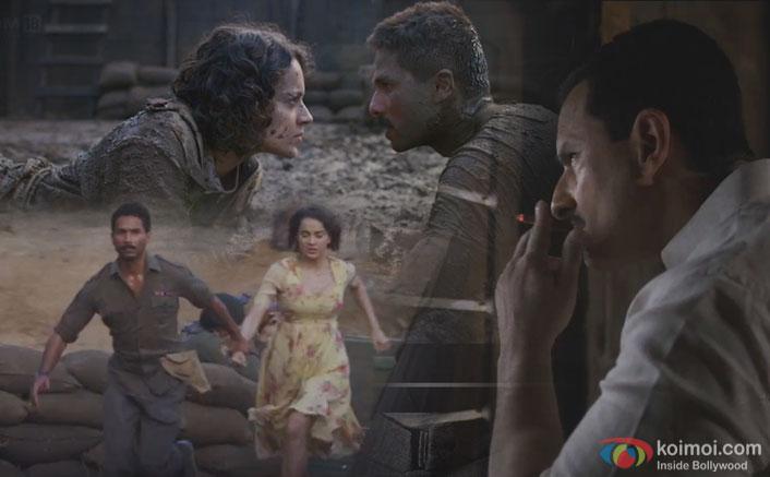 Watch Rangoon Official Trailer | Ft. Shahid, Saif And Kangana Ranaut