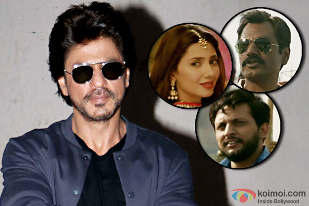 Realism of co-actors reflects in my 'Raees' performance: SRK