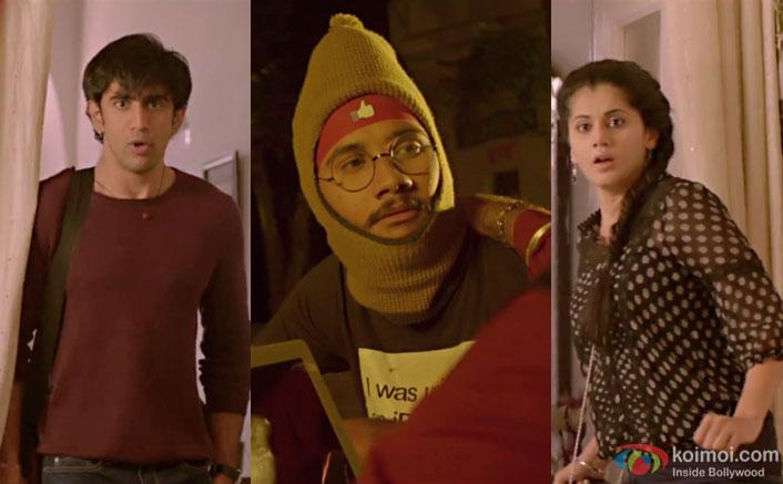 Running Shaadi.com Trailer   Starring Taapsee Pannu, Amit Sadh