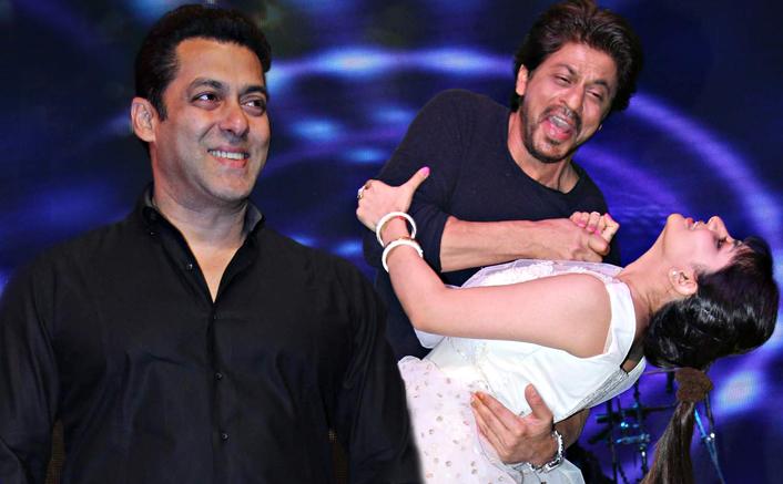Salman Khan, Shah Rukh Khan Celebrate International Customs Day