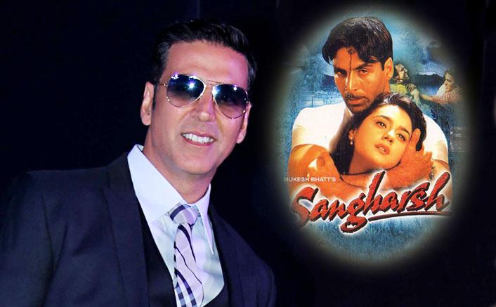 'Sangharsh' changed my perspective as an actor: Akshay Kumar