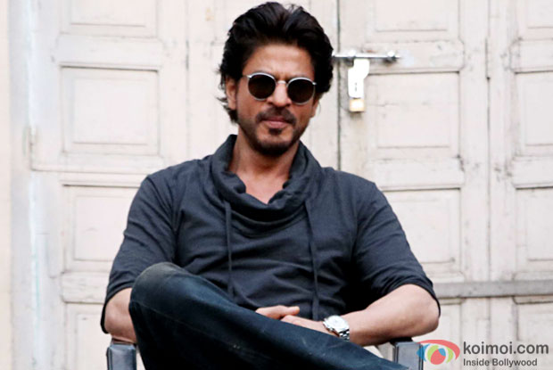 Shah Rukh Khan can't swear on camera