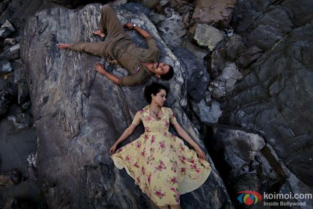 Watch Yeh Ishq Hai Song From Rangoon   Ft. Shahid, Kangana And Saif