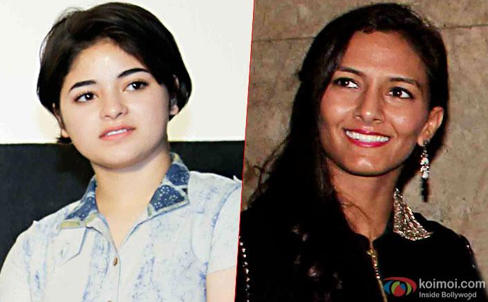 Zaira Wasim deletes apology letter; Geeta supports move