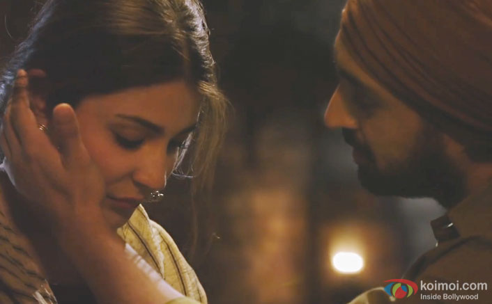 Phillauri :Sahiba Video Song | Anushka Sharma, Diljit Dosanjh