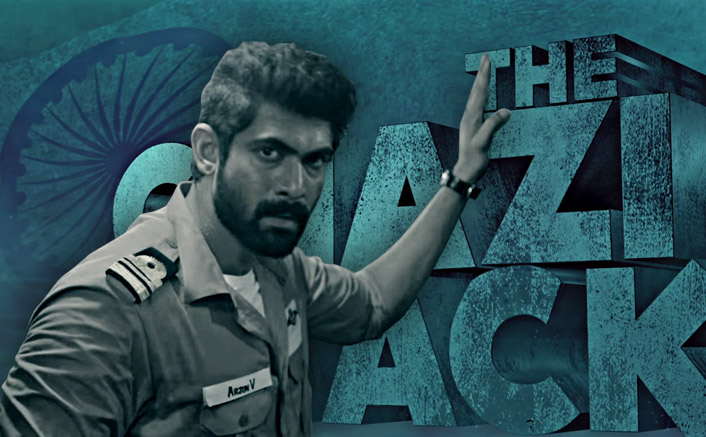 The Ghazi Attack Is A Tribute To The Navy: Rana Daggubati