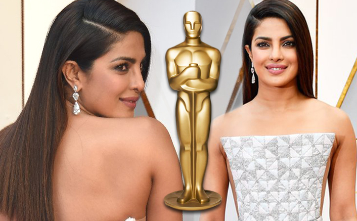 Sizzling Hot Priyanka Chopra At Oscars 2017