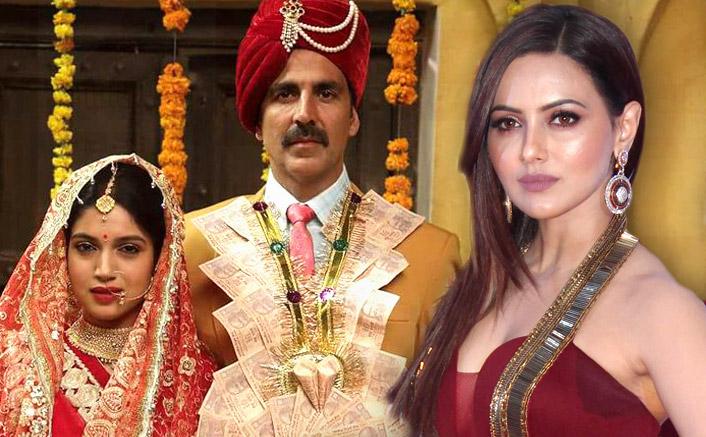 Sana Khan Talks About Her Role Opposite Akshay Kumar In Toilet Ek Prem Katha