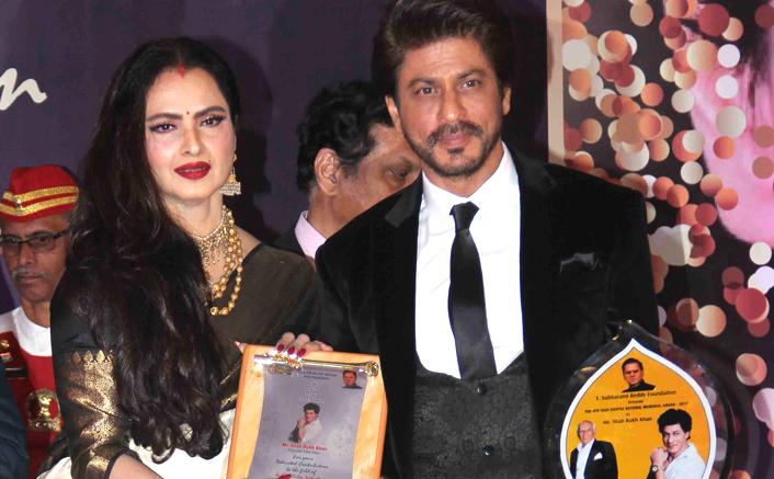 Shah Rukh Khan Gets Emotional After Bagging 4th Yash Chopra Award