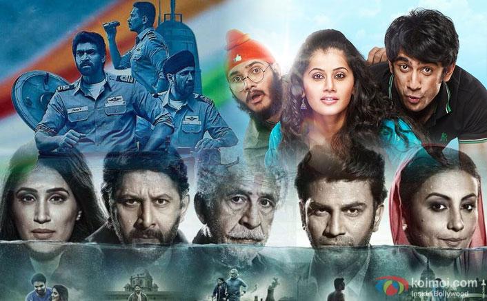 Box Office - The Ghazi Attack, Running Shaadi, Irada - Weekend updates