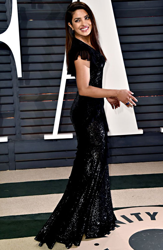 Priyanka Chopra dazzle in sequins at Oscars after-party