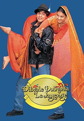 Dilwale Dulhania Le Jayenge Poster