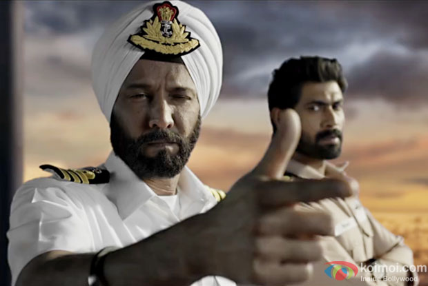 The Ghazi Attack: 2nd Saturday Box Office Collections