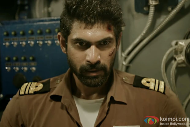The Ghazi Attack: 1st Tuesday Box Office Collections