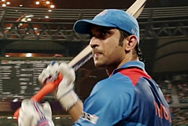 Sushant Singh Rajput - M.S. Dhoni: The Untold Story