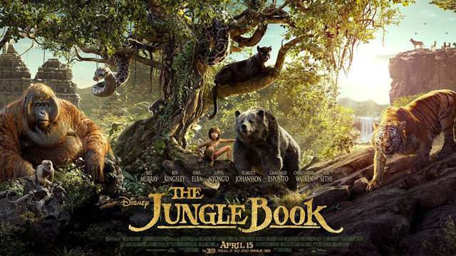 The Jungle Book Psoter